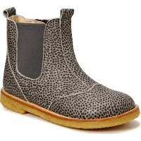 Ecological Hand Made Low Chelsea Boot, Wide Fit