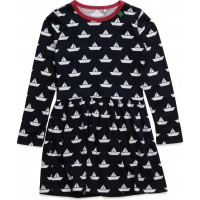 Boat L/Sl Dress