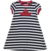 Boat Stripe Dress