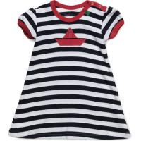 Boat Stripe Dress Baby
