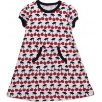 Cherry S/Sl Dress