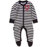 Pyjamas, W Foot, Striped