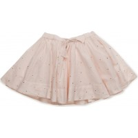 Appliqu Flared Skirt