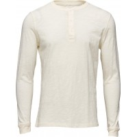 Henley Cotton T-Shirt