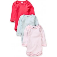 Body 3-Pack With Long Sleeves