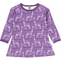 Baby Dress With Girafs