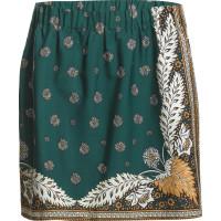 Wp - Vmbardot Scarf Nw Short Skirt 10
