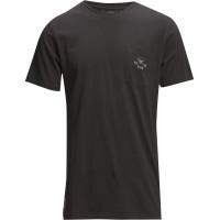 Bat Pocket S/S T-Shirt Black