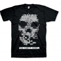 Watch Dogs T-Shirt Skull