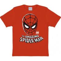 Marvel Den Fantastiska Spindelmannen Mask T-Shirt Barn