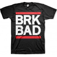 Breaking Bad BRK BAD T-Shirt Svart