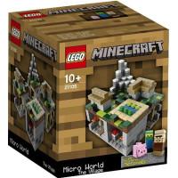 LEGO Minecraft Micro World The Village 21105
