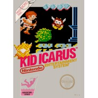 Kid Icarus (NES 8-bit)