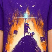 Minecraft Steve the Miner Barn T-shirt