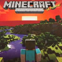 Minecraft 2014 Extra Stor Kalender