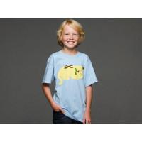 Minecraft Safe and Sound Barn T-shirt