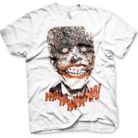 Batman The Joker - HyaHaHaHa T-Shirt Vit
