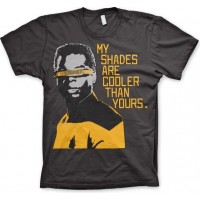 Star Trek - My Shades Are Cooler Than Yours T-Shirt