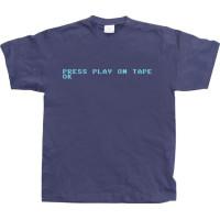 Press Play On Tape, OK T-Shirt
