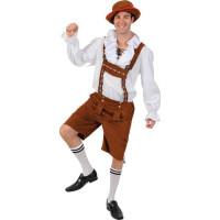 Oktoberfest Maskeraddräkt Herr