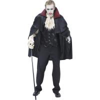 Drakula Cape Deluxe Maskeraddräkt