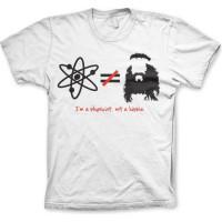 The Big Bang Theory - I'm A Physicist, Not A Hippie T-Shirt