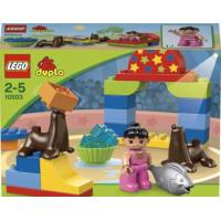 LEGO DUPLO Cirkusföreställning 10503