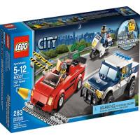 LEGO City Biljakt 60007