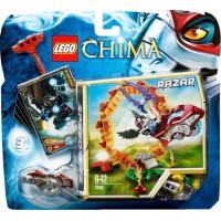 LEGO Legends of Chima Eldring 70100