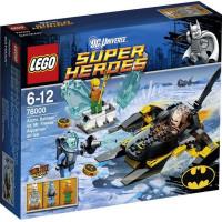 LEGO Super Heroes Batman vs Mr Freeze 76000
