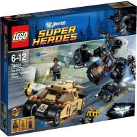 LEGO Super Heroes The Bat vs Bane - Tumbler Chase 76001