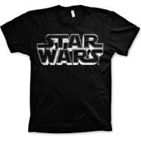 Star Wars Distressed Logo T-Shirt