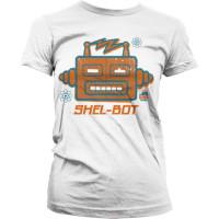 The Big Bang Shel-Bot Dam T-shirt