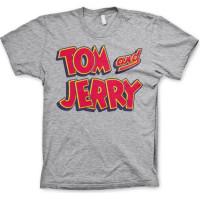 Tom & Jerry Logo T-shirt