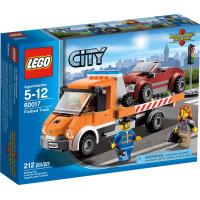 LEGO City Bärgningsbil 60017