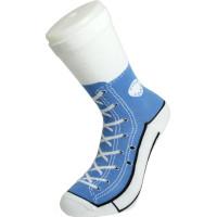 Silly Socks Baseball Blå