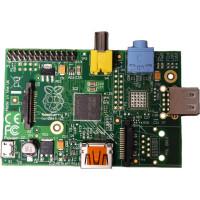 Raspberry Pi Model A 256mb