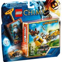 LEGO Legends of Chima Kungligt Näste 70108