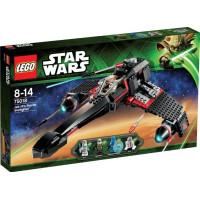 LEGO Star Wars JEK-14´s Stealth Starfighter 75018
