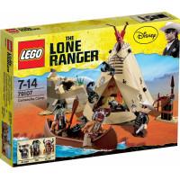 LEGO Lone Ranger Comancheindianernas läger 79107