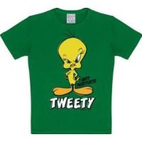 Looney Tunes Tweety T-Shirt Barn Grön
