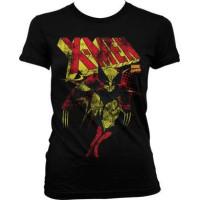 X-Men Distressed Dam T-Shirt