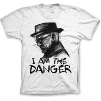 Breaking Bad I Am The Danger T-Shirt