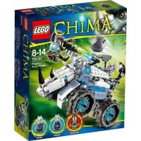 LEGO Chima - Rogons stenslungare