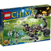 LEGO Chima - Scorms skorpionhuggare