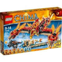 LEGO Chima - Flygande Fenix eldstempel