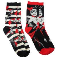 Harley Quinn strumpor 2-pack
