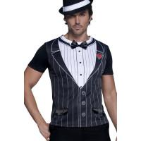 Sexig Man Gangster T-shirt