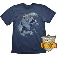 DOTA 2 T-Shirt Kunkka + Digital Unlock