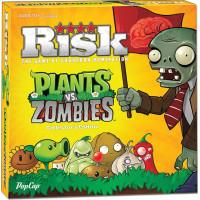 Risk Plants Vs. Zombies
